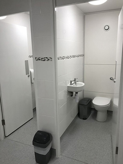 Example of Toilets