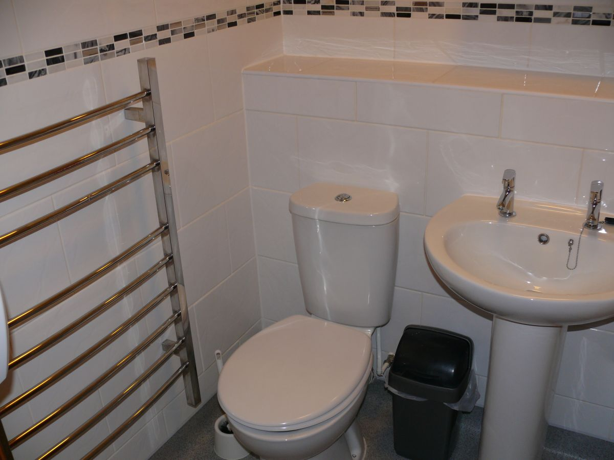 Example of an Ensuite Bathroom