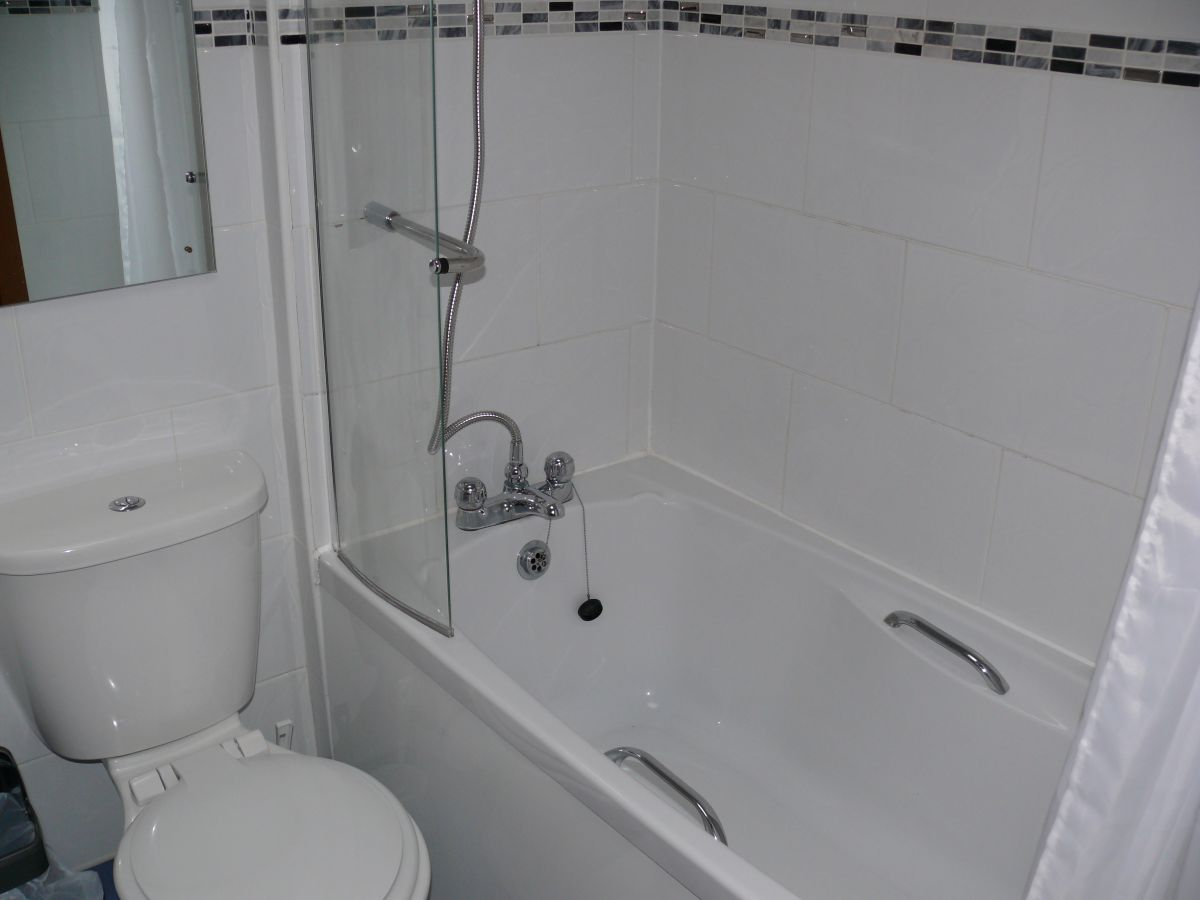 Example of a Shared Bathroom