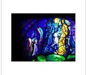 Chapel Window Christmas Card